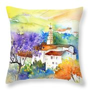 By Teruel Spain 02 Throw Pillow