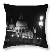 By The Dome - Venice Throw Pillow
