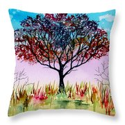 By Water's Edge Throw Pillow