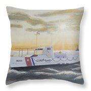 C G  40300 On Patrol Throw Pillow