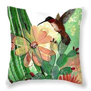 C11 Throw Pillow
