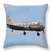 C46 Throw Pillow
