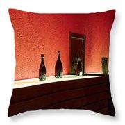Ca Del Bosco Winery. Franciacorta Docg Throw Pillow