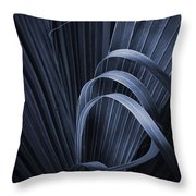 Cabbage Palm No. 3 Throw Pillow