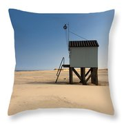 Cabin With A View. Throw Pillow