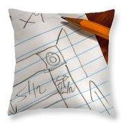 Cabinetry  Throw Pillow