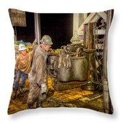 Cac003-24 Throw Pillow