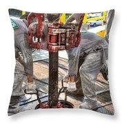 Cac003-59 Throw Pillow