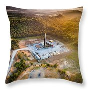 Cac004-6 Throw Pillow