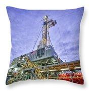 Cac005-118 Throw Pillow