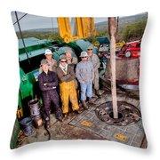 Cac005-39 Throw Pillow