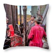 Cac005-7 Throw Pillow