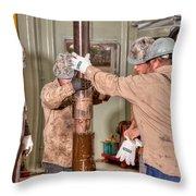Cac005-93 Throw Pillow