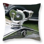 Cadillac Phaeton Throw Pillow