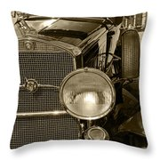 Cadillac Roadster 1930 Throw Pillow