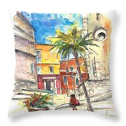 Cadiz Spain 05 Throw Pillow
