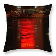 Caesars Reflection Throw Pillow