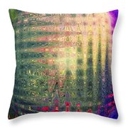 Caged Throw Pillow