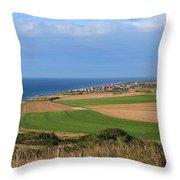 Calais France  Throw Pillow by Aidan Moran