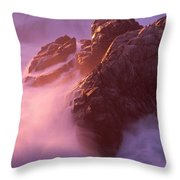 California Landscape Throw Pillow by Art Wolfe