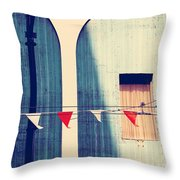 Call It What Happen Throw Pillow