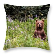 Call Me Theodore Throw Pillow