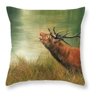 Call Of The Wild 2 Throw Pillow