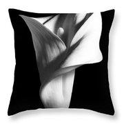 Calla Lily - 05 Throw Pillow