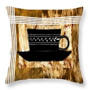 Calming Choice Throw Pillow