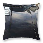 Camaro Hood Throw Pillow