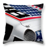 Camaro Z28 Throw Pillow