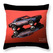 Camaro4-2 Throw Pillow