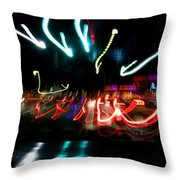 Cambridge Lights Throw Pillow