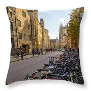 Cambridge Throw Pillow
