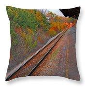 Camden Sc Station4603 Throw Pillow