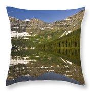 Cameron Lake Throw Pillow