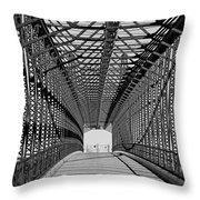 Cameron-tanner's Crossing Arizona V2 Throw Pillow