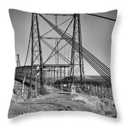 Cameron-tanner's Crossing Throw Pillow
