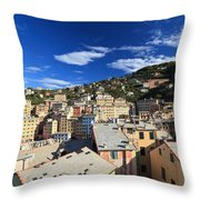 Camogli Throw Pillow