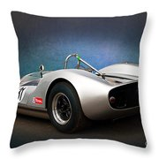 Can-am Mclaren M1a Throw Pillow