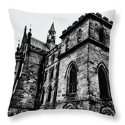 Can You Hear Me Throw Pillow by Doc Braham