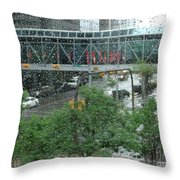 Canada Calgary Plus15 Throw Pillow