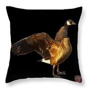 Canada Goose Pop Art - 7585 - Bb  Throw Pillow