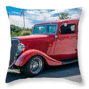 Canadian Beauty 3d21748 Throw Pillow