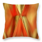 Candle Holder 12 Throw Pillow