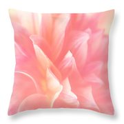 Candy Colours Throw Pillow