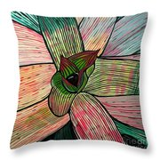 Candy Throw Pillow