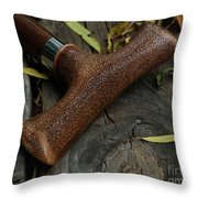 Cane And I Throw Pillow