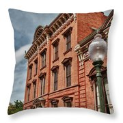 Canfield Casino 8802 Throw Pillow