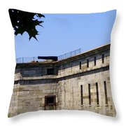 Cannon Aready Throw Pillow